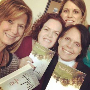 Renee Swope, Kathi Lipp, Crystal Paine, & me